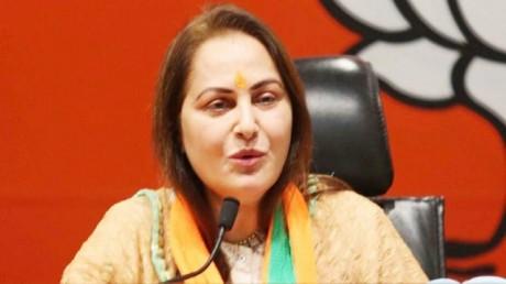 Jaya Prada reaction on jaya bachchan statement over drugs in bollywood जया  प्रदा का जया बच्चन के बयान पर आया रिएक्शन - News Nation