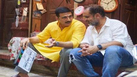 अक्षय कुमार ने शुरू की फिल्म 'रक्षा बंधन' की शूटिंग | akshay kumar starrer  film raksha bandhan shooting started actor shared photo on social media -  News Nation