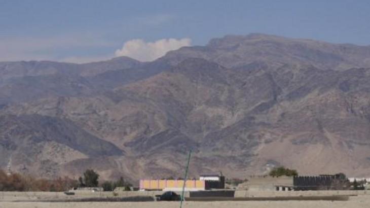 Pakistan Shelling Afghanistan