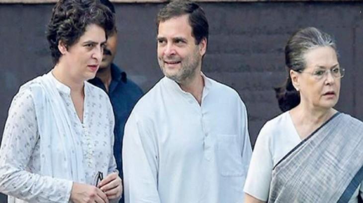 Sonia Priyanka Rahul